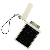 Mini Emergency Solar Charger for iPhone iPod iTouch - Small & Portable 4 4G 4S 3G